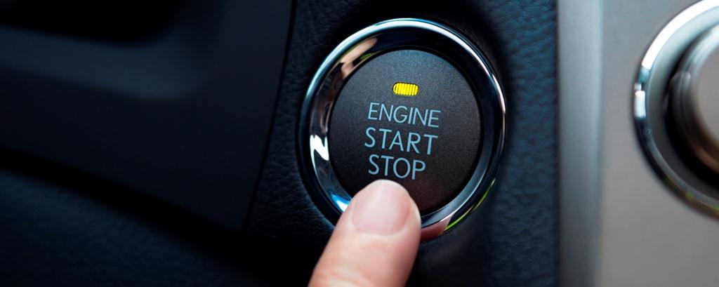 Заводить машину с кнопки своими руками